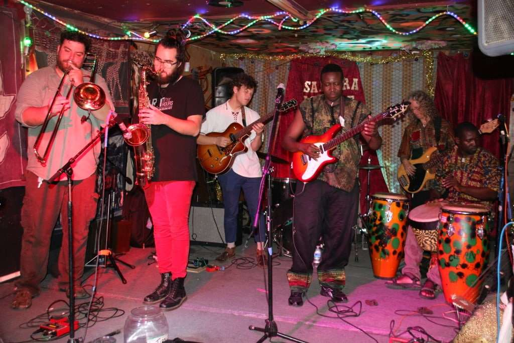 Africa Night House Band